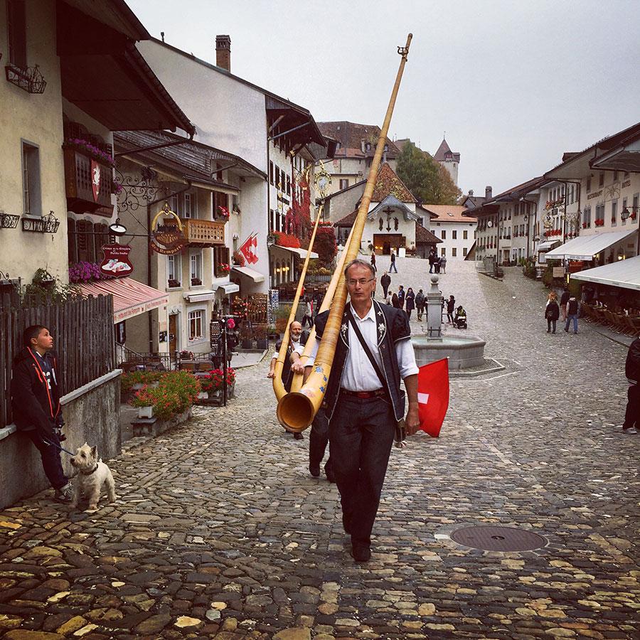 gruere-musician