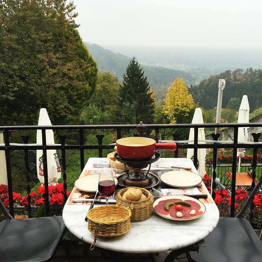 gruere-fondue